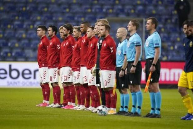 Vriendschappelijke voetbalinterlands - Deense B-ploeg doet vertrouwen op tegen Zweden, nieuwe nederlaag voor Cyprus en Walem