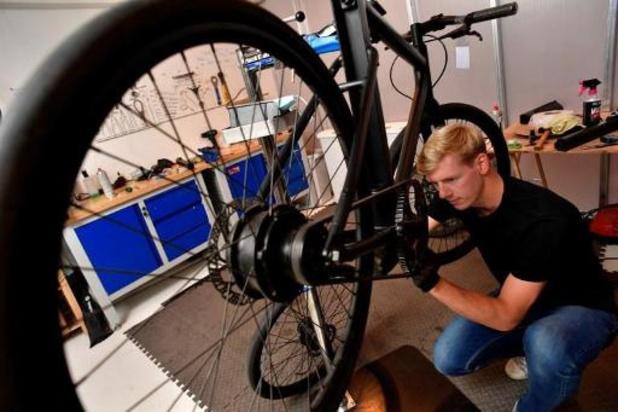 Les vélos électriques belges Cowboy partent à la conquête des États-Unis