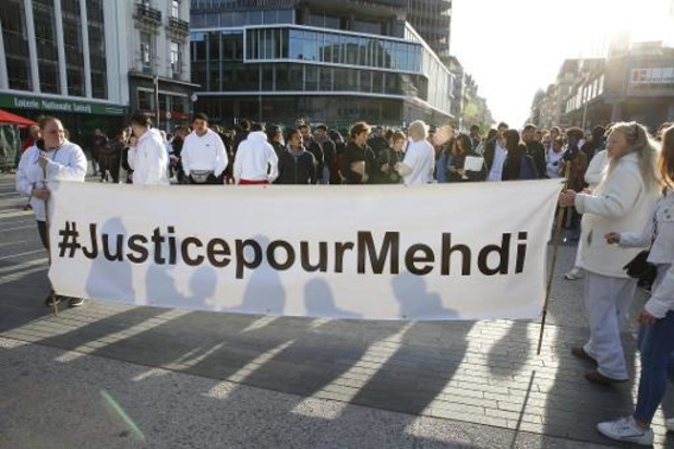 Politiewagen die Brusselse Mehdi dodelijk aanreed, had geen sirene op