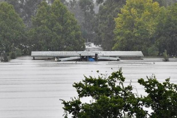 Al meer dan 18.000 mensen geëvacueerd door hevige regens aan Australische oostkust