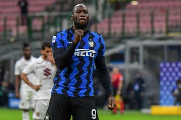 Les Belges à l'étranger - Lukaku offre 3 points à l'Inter, Mertens sort blessé