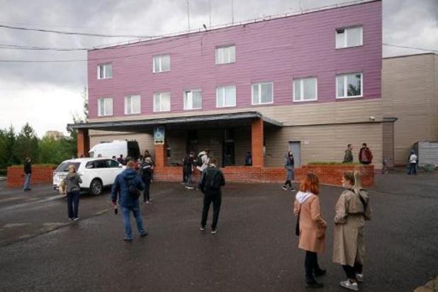 Russische ziekenhuisarts: geen gif in bloed Navalny