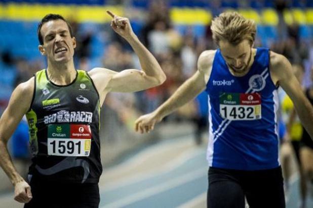 Eerste editie van internationale atletiekmeeting in Louvain-la-Neuve uitgesteld naar 2022