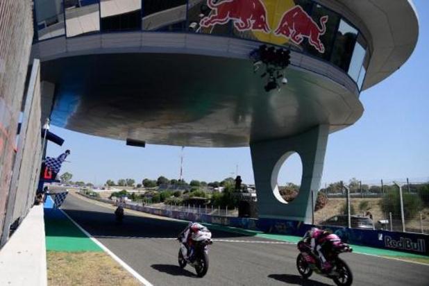 Barry Baltus se classe 24e pour ses débuts en Moto3, Albert Arenas s'impose encore