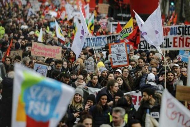 Réforme des retraites en france - Une nouvelle journée interprofessionnelle de grève et de manifestations le 6 février