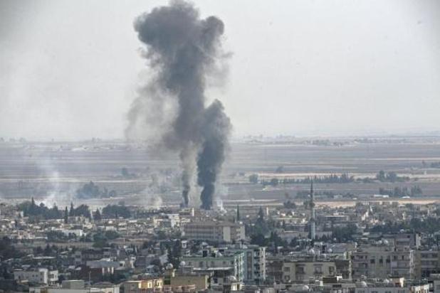 Koerden beschuldigen Turken van gebruik van verboden wapens
