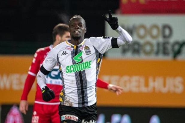 Jupiler Pro League - Charleroi proeft opnieuw van de zege tegen Kortrijk