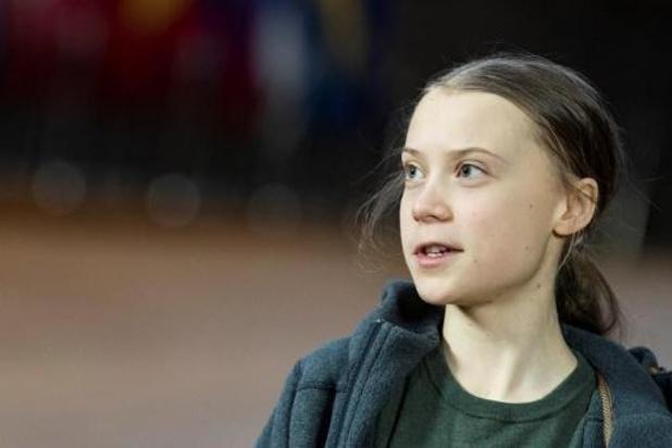 Greta Thunberg weer op de schoolbanken