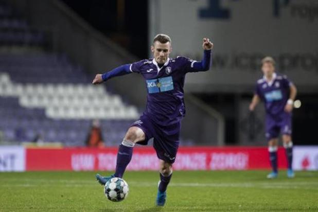 """Proximus League: Beerschot verlengt contract van """"pitbull"""" Tom Pietermaat"""