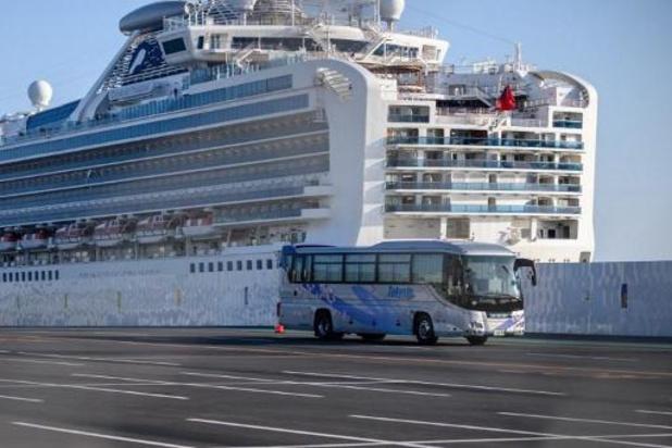 Coronavirus - Derde passagier cruiseschip Diamond Princess overleden in Japan