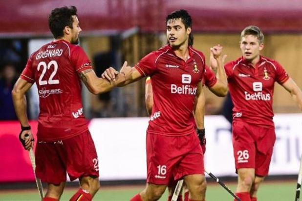 Hockey Pro League (m) - Les Red Lions remportent un 2e succès de rang contre la Grande-Bretagne