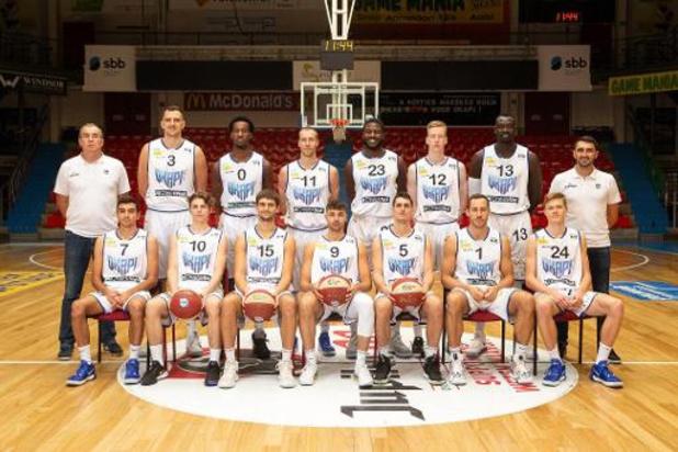 Beker van België basket - Aalstar wint heenwedstrijd kwartfinale in Bergen
