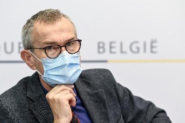 Vandenbroucke: 'Publiek onderschat de hoogspanning in onze ziekenhuizen'