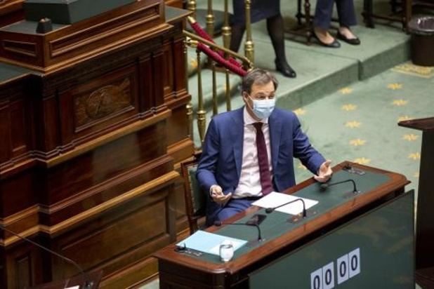 Regering rekent op spoedige behandeling pandemiewet in het parlement