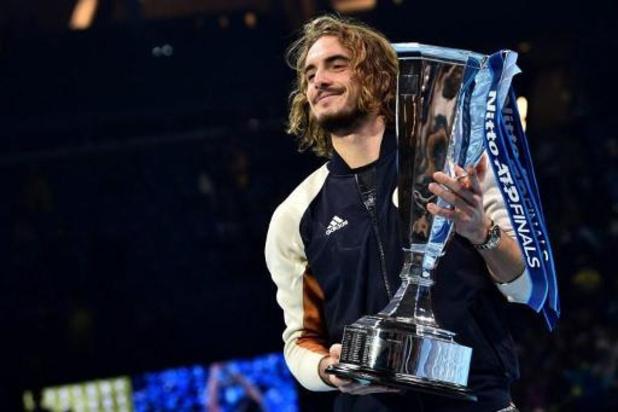 ATP Finals - Stefanos Tsitsipas, tenant du titre, et Alexander Zverev qualifiés à leur tour