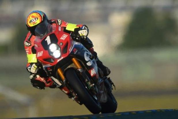 Xavier Siméon et Suzuki remportent les 24 Heures du Mans Motos