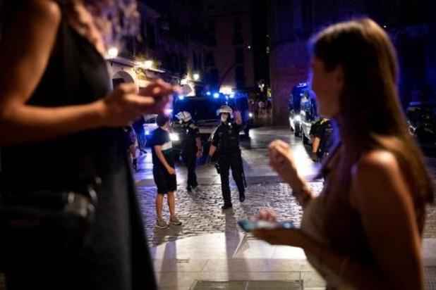 Avondklok verlengd in Salou, Sitges en Barcelona