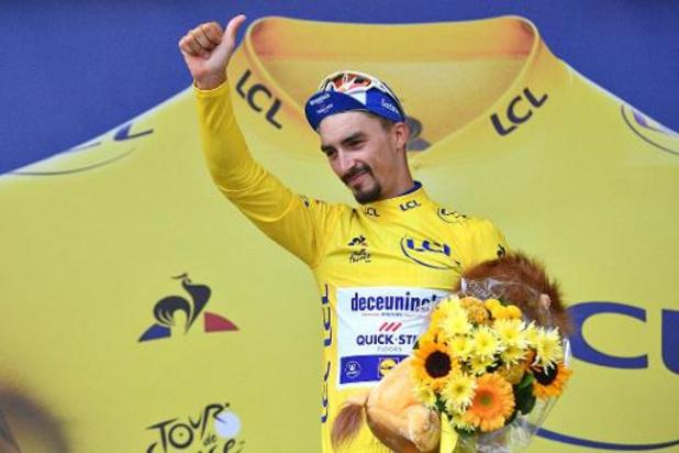 Vélo d'Or 2019 is voor Julian Alaphilippe