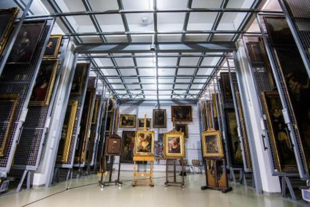 Les musées de Belgique et d'ailleurs se visitent aussi en ligne
