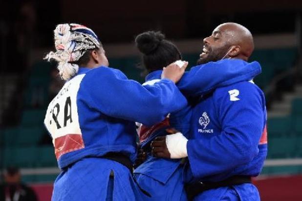 Judo - La France remporte l'épreuve mixte et prive le Japon d'une 10e médaille d'or