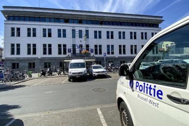 Kerstdiner onder Brusselse agenten: onderzoek lopend bij parket