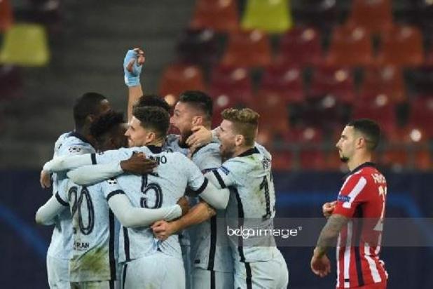 Atlético staat voor lastige opdracht op bezoek bij Chelsea