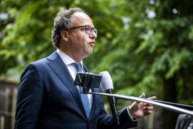 Nederlandse verkenners stappen officieel op