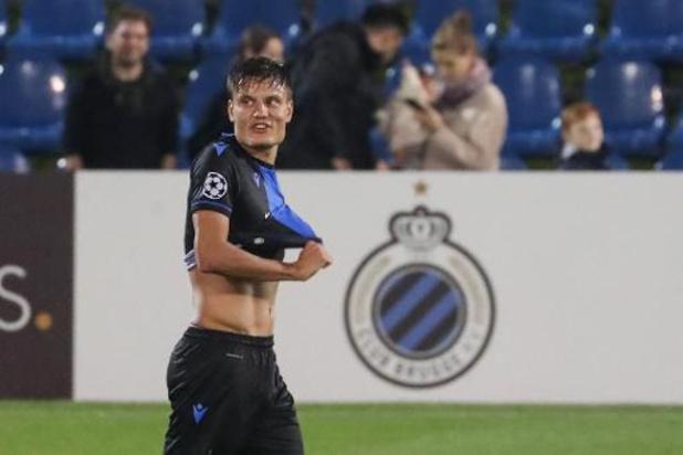 Jupiler Pro League - Jelle Vossen ruilt Club Brugge voor Zulte Waregem