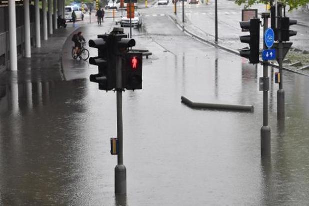 En Flandre, la situation se stabilise mais de nouvelles inondations ne sont pas à exclure