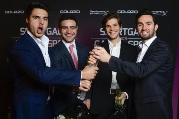 """Gala du Sport 2019 - """"Le hockey est désormais considéré comme un sport majeur en Belgique"""""""