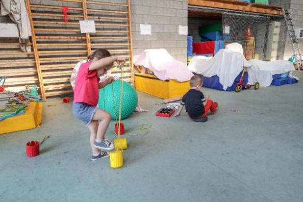 En Communauté germanophone, les écoles maternelles seront ouvertes la semaine prochaine