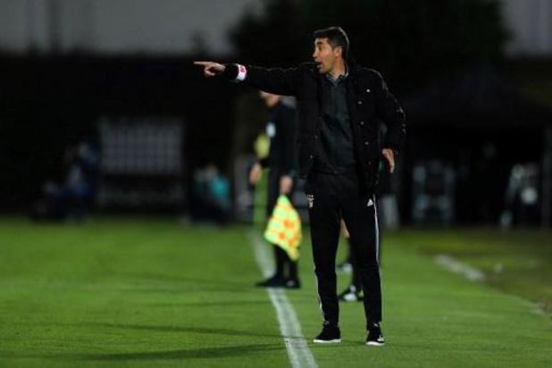 Primeira Liga - L'entraîneur de Benfica jette l'éponge après une nouvelle défaite