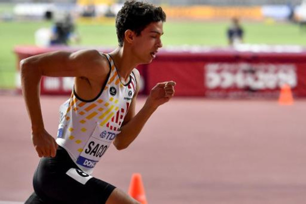 Jonathan Sacoor grijpt naast WK-finale op 400m