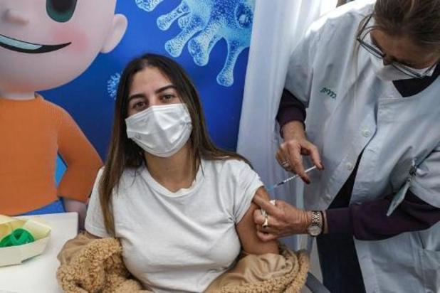 Coronavirus - Israël is gestart met vaccinatie van tieners