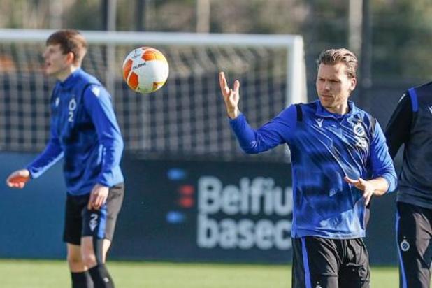 """Vormer attend le choc contre Kiev avec confiance : """"cette équipe est prenable"""""""