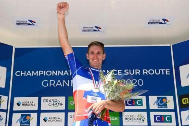 Arnaud Démare gagne la dernière étape et s'adjuge la victoire finale