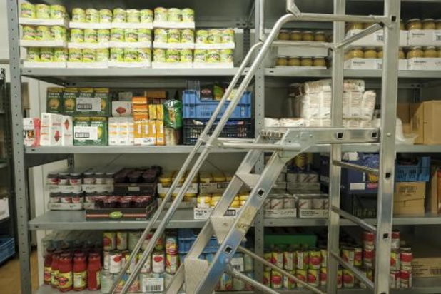 Voedselbanken verdeelden bijna 21 ton voedsel in 2020