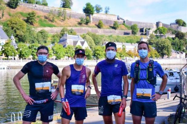 Un nouveau concept de course de trail face aux mesures sanitaires à Namur