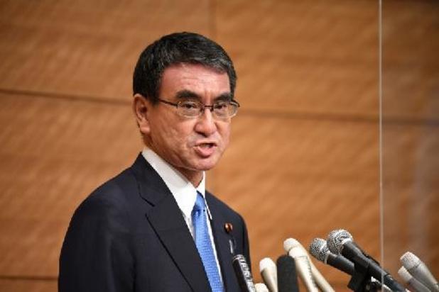Japon: le très populaire Taro Kono entre dans la course pour diriger le parti au pouvoir