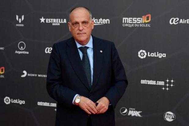 Coronavirus - Spaanse voetballers verzetten zich tegen technische werkloosheid