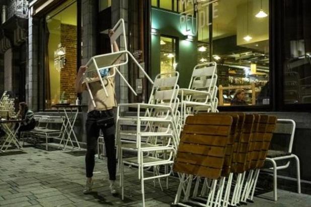 Stad Brussel geeft premie van 2.000 euro aan getroffen cafés en bars