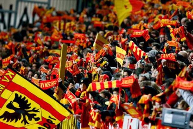KV Mechelen laat 5.200 toeschouwers binnen tegen KV Oostende