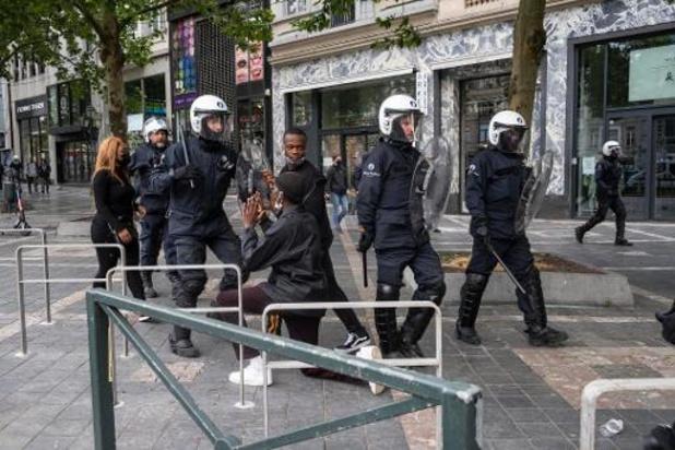 Belgian Network for Black Lives choqué par les émeutes et les violences policières