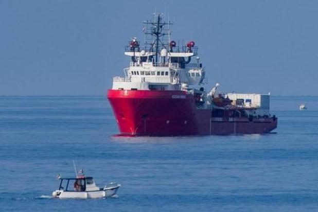 Artsen Zonder Grenzen staakt reddingsoperaties op zee met SOS Méditerranée
