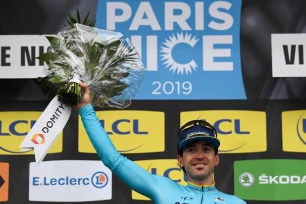 Jon Izagirre wint zesde rit, Carapaz neemt leiderstrui over van Roglic