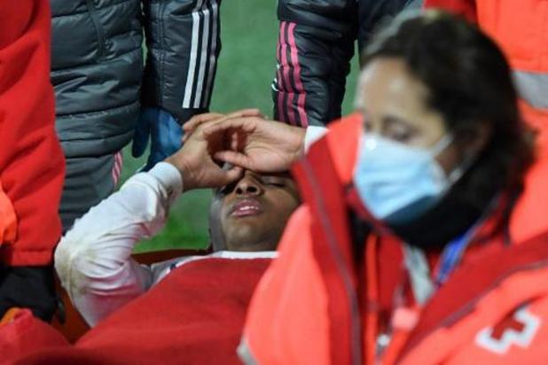 Hamstringblessure houdt Rodrygo (Real Madrid) drie maanden aan de kant