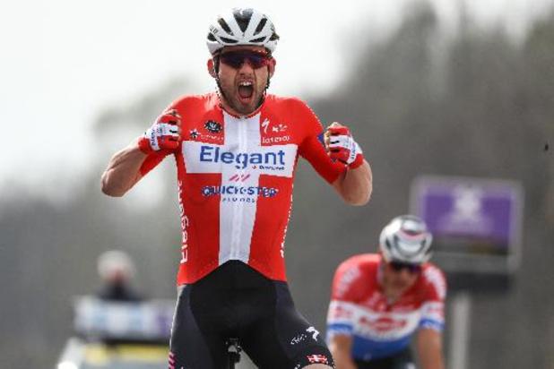 Tour de l'Algarve - Kasper Asgreen gagne le chrono, Ethan Hayter reste leader malgré une chute