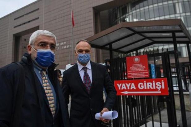 Trois complices de la fuite de Carlos Ghosn condamnés à de la prison en Turquie