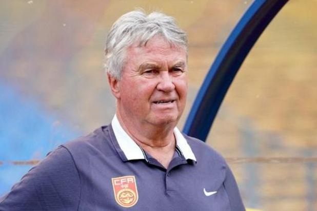 Guus Hiddink va entraîner Curaçao