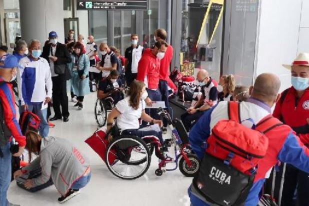 Le Village des athlètes rouvre ses portes à Tokyo pour les Jeux Paralympiques